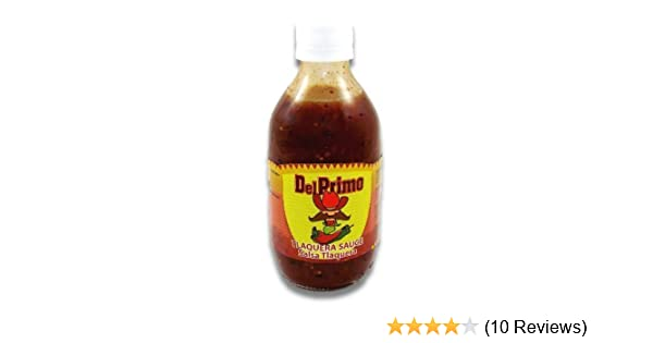 Amazon.com : Salsa Del Primo (Bottle with 10.5 oz/300 g) (Tlaquera Sauce) : Grocery & Gourmet Food