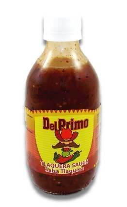 Salsa Del Primo (Bottle with 10.5 oz/300 g) (Tlaquera Sauce)