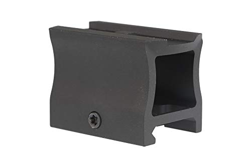 Primary Arms Riser Mount for Micro Red Dot Sights - 1/3 Cowitness - Lower Arm