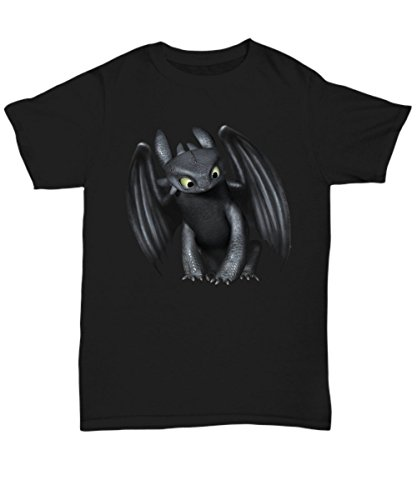 Toothless Dragon Shirt-Men-Women-Boys-Kids- How to Train Your Dragon Gifts- - Unisex Tee