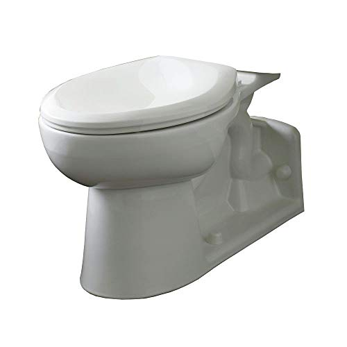 American Standard 3701.001.020 Yorkville Pressure Assisted Elongated Toilet Bowl Only, White