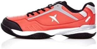 DROP SHOT Zapatillas Concep Rojo EU 41: Amazon.es: Zapatos y ...