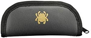 Spyderco - 5 Padded Zipper Case with Black Mock-Leather - Small - C18C