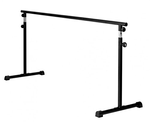 Katz Dancewear Portable Black 2.0 Meters Long Fitness Practise Dance Ballet Barre BB01