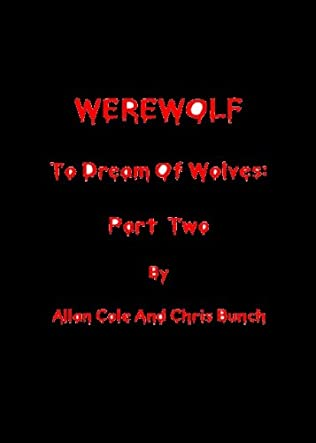book cover of To Dream Of Wolves - Part 2