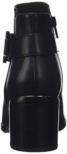 Femme Veau Noir Noir Martin Jb Botines Noir Garnet Bel H18 qSw0ISTg7
