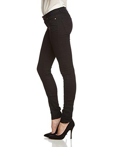 Noisy Clean Noos Da Donna Black May Nmeve Supslim Jeans Lw gFrgOv