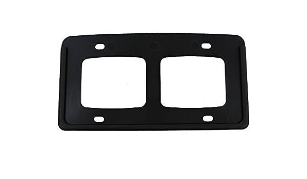 HONDA OEM Front Bumper-License Plate Frame Bracket Holder Mount 71145S84A01