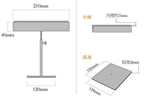 5 Pack of Poster Stand Poster Banner Billboard Display Stand
