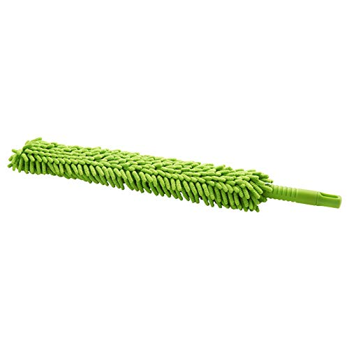 "Digital Shoppy IKEA Steel; Polypropylene Plastic; Polyester; Nylon Dusters (Green; Length: 57 cm; 22 1/2)"" Price & Reviews"