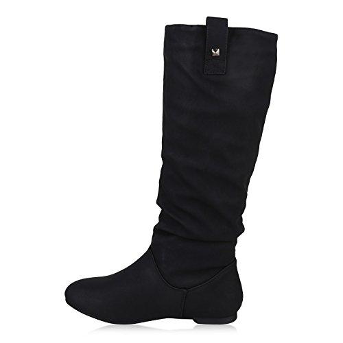 Nero Stiefelparadies Donna Donna Stiefelparadies Stiefelparadies Stivali Stivali Nero Zv0CW