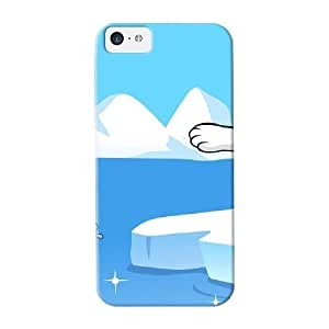 High Quality Stylishgojkqt Cartoon Skin Case Cover Specially Designed For Iphone - 5c