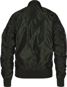 Alpha Industries MA-1 LW PM Iridium W Chaqueta bomber Dark Green