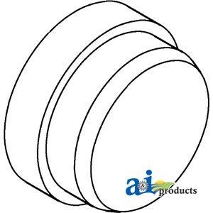 A&I - Hub Cap, Threaded. PART NO: A-70220403