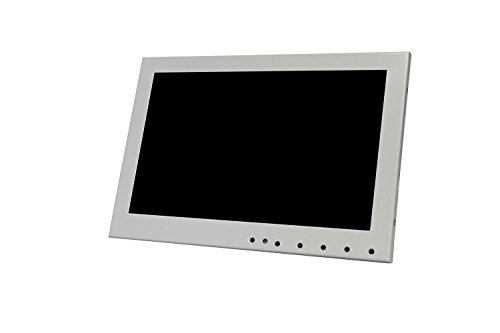"Kenuco 10.1"" LED Monitor with HDMI / VGA / Composite / BNC O"