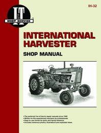 International Harvester 706 Tractor Service Manual (IT Shop)
