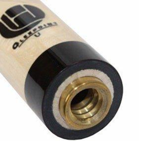 Shaft Uni Loc Black Collar (Lucasi Hybrid Shaft Flexpoint 12.75mm Uni-Loc Black Collar)