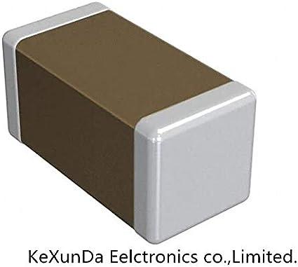 50pcs 0402 SMD capacitor 16V 1UF ±10/% X5R CL05A105K05NNNC