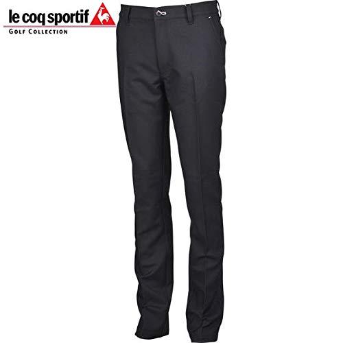 ルコックスポルティフ LE COQ SPORTIF ゴルフ メンズ ストレッチロングパンツ パンツ QG8027 N151 ブラック サイズ 79