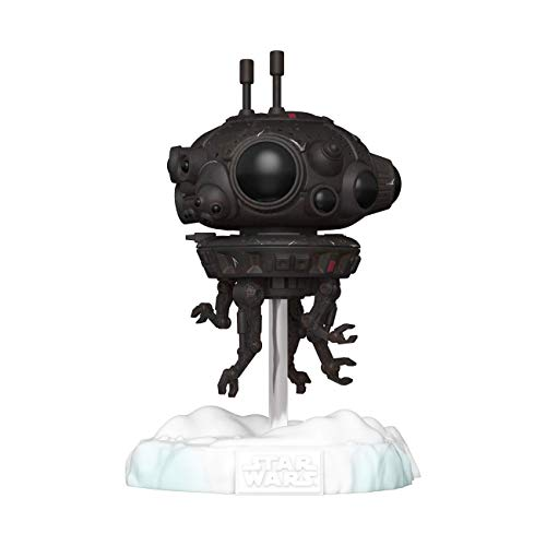 "Funko Pop! Deluxe: Star Wars Battle at Echo Base Series - 6"" Probe Droid, Amazon Exclusive Action Figure"