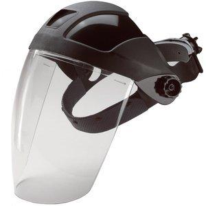 Splash Shield Kit - Chemical Splash Safety Mask Face Shield