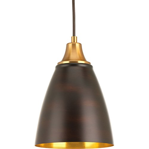 Progress P5175-2030K9 Pure Pendants Natural Brass (id#lnylightingoutlet it#95142084167298