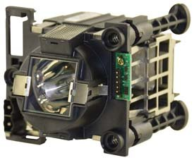 (Replacement for Digital Projection IVISION 20SX Plus UW LAMP & HOUSING Projector TV Lamp Bulb)