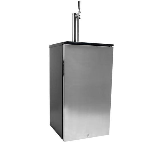 EdgeStar KC1000SS Craft Brew Kegerator for 1/6 Barrel (Large Image)