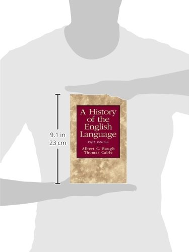 A History of the English Language, Fifth Edition by Longman