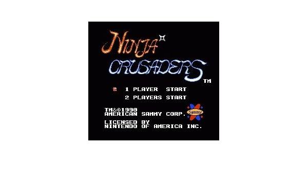 Ninja Crusaders: Amazon.com: Books