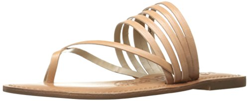 Naughty Monkey Women's Chrissy Slide Sandal Natural