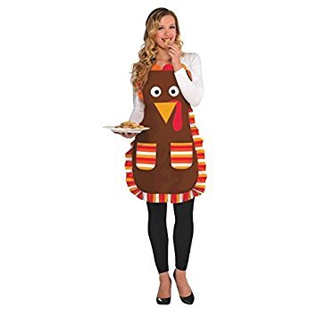 Amscan 850027 costume One size Brown
