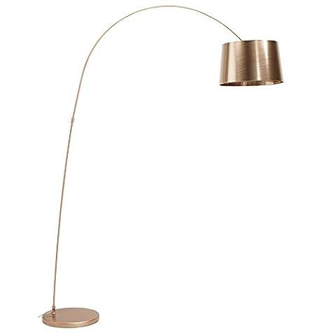 Alterego - Lámpara de pie arqueada, diseño