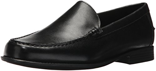 Cole Haan Men's Dustin Venetian II Loafer, Black, 11.5 Medium US