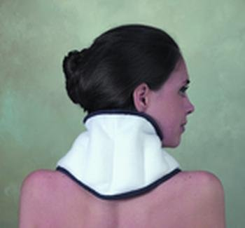 >Therabeads neck pack w-cvr. Therabeads Moist Heat Neck Wrap