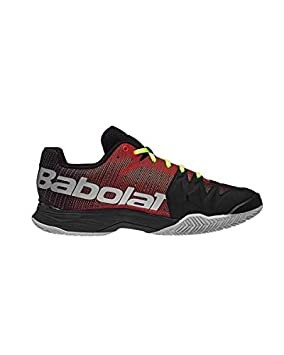 Babolat Hombres Jet Mach II Clay Zapatillas De Tenis Zapatilla Tierra Batida Negro - Naranja 39: Amazon.es: Deportes y aire libre