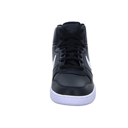 Hommes Nike Basketball Chaussures Noir Mid De Ebernon np4CxSqwT