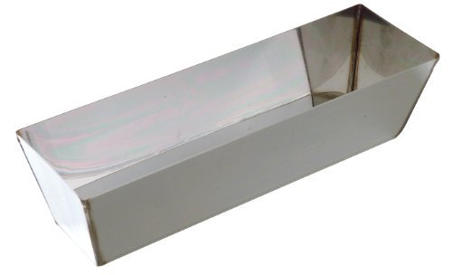 - Hyde Tools 9012 12-Inch Stainless Steel Joint Compound Mud Pan with Heli-Arc by Hyde Tools
