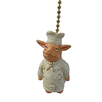 When Pigs Fly Flying Winged Pig Fan Light Pull Ceiling