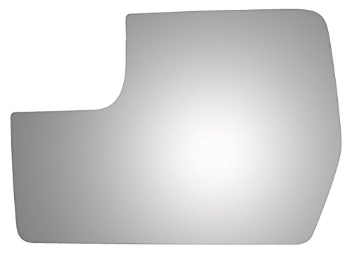 Ford F150 Mirror Glass (Burco 4438 - Ford F150 Driver Side Replacement Mirror Glass)