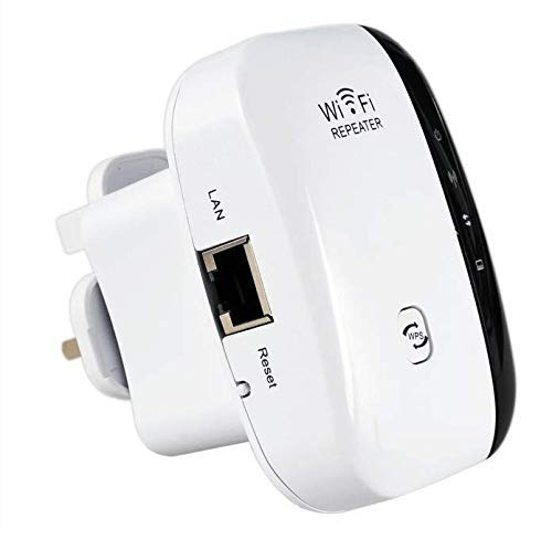 Super Range - Super Boost WiFi Booster Boost WiFi Signal, Range Extender, Repeater, Access Point