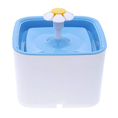 ALWAYZZ Automatic Cat Fountain Water Drinking Feeder 2.5L Auto Pet Water Fountain Pet Water Dispenser Dog Health Caring Fountain