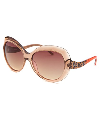 Just Cavalli Women's JC633S Acetate Sunglasses BROWN 56