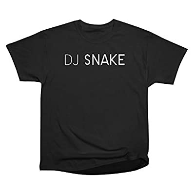 HUANGSRE Women's Classic Short Sleeve DJ T-Shirts