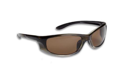 Fisherman Eyewear 14OC Original Polarized Sunglasses (Moss-Fade Frame, Brown - Sunglasses Moss