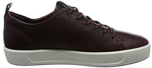 Ecco Donna Morbida 8 Fashion Sneaker Bordeaux