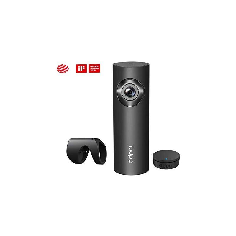 Dash Cam, DDPai Mini3 1600P Car Camera B