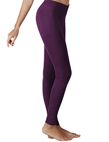 e6f3fd8ce62b8f Yogareflex Women's Active Yoga Running Pants Workout Leggings – Hidden  Pocket , Deeppurple , Large - Buy Online in Oman. | Apparel Products in  Oman - See ...