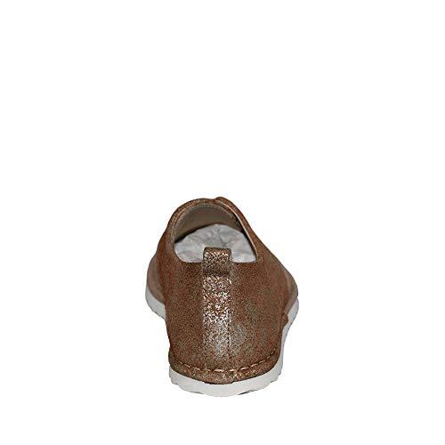 Colores A252 Cordones Genuino Felmini Zapatos Crispy Para Enamorarse Cuero Con Varios Com Mujer 7aavx