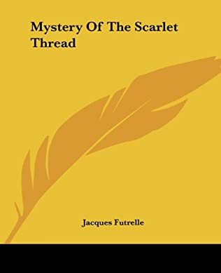 book cover of Mystery Of The Scarlet Thread